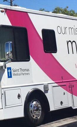 Mobile Mammogram Screening